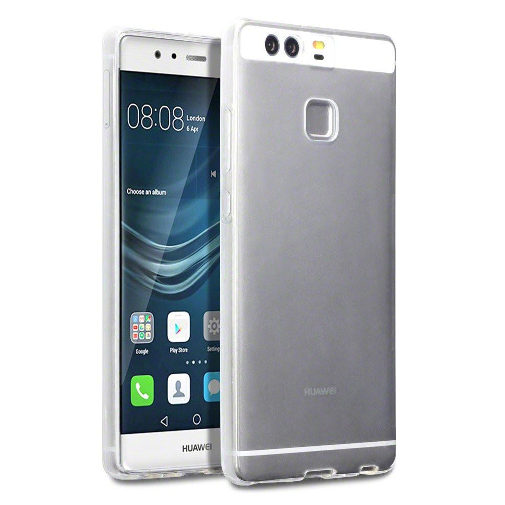 EQUAL Gel Case Clear - Huawei P9