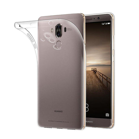 EQUAL Gel Case Clear - Huawei Mate 9