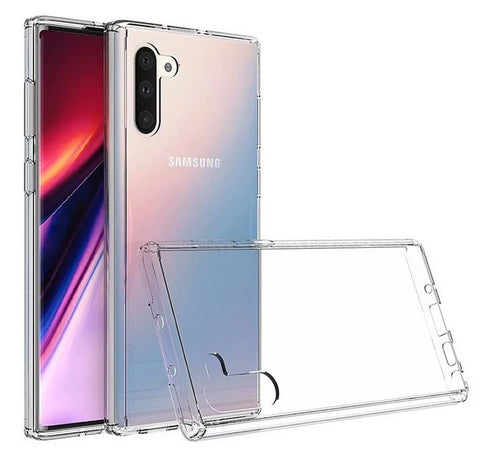 EQUAL Gel Case Clear - Samsung Galaxy Note 10 Plus