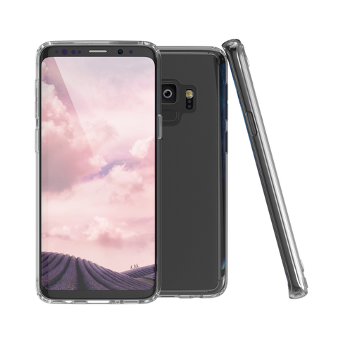 Hybrid Shockproof Case - Samsung Galaxy S9