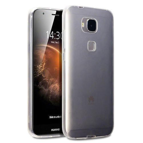 EQUAL Gel Case Clear - Huawei G8