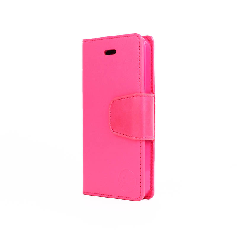 EVERYDAY Leather Wallet Phone Cover – iPhone 5S/5SE