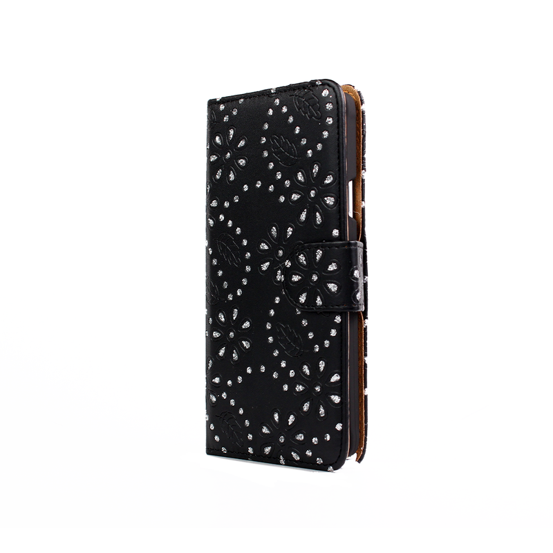 GLITZ Wallet Case for Samsung Galaxy S6 EDGE