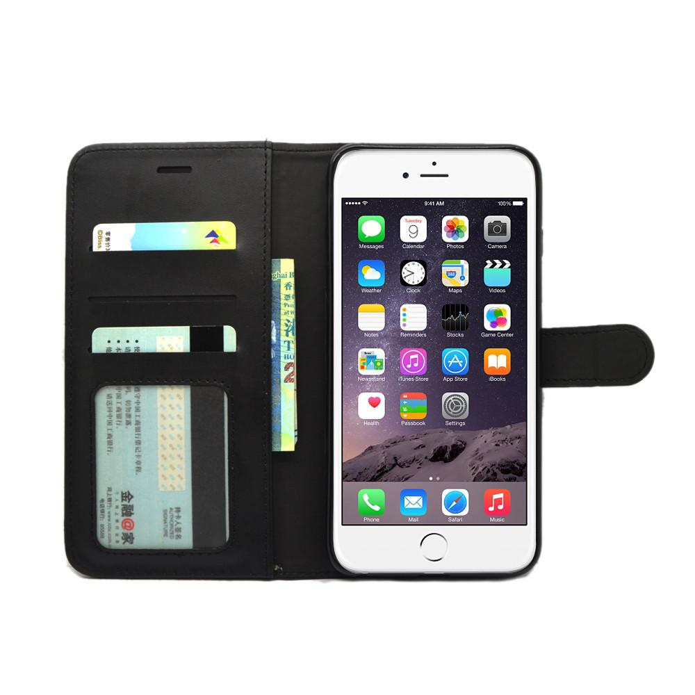 EVERYDAY Leather Wallet Phone Cover – iPhone 6/6S Plus