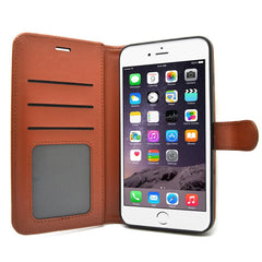 EVERYDAY Leather Wallet Phone Cover – iPhone 7/8 Plus
