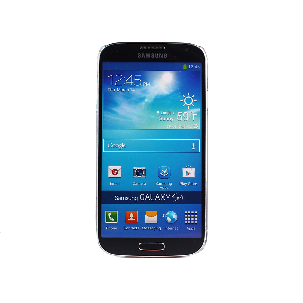 EXHIBIT Clear Case - Samsung Galaxy S4