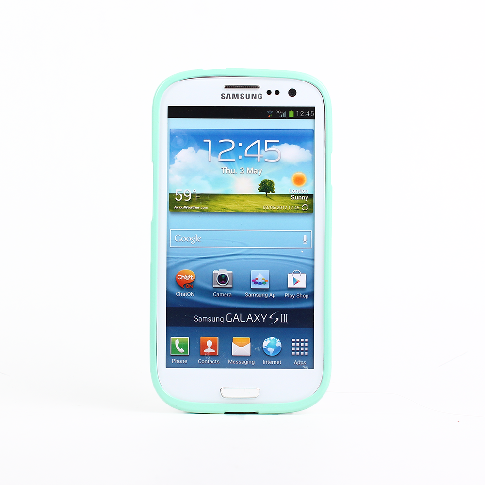 EQUAL Gel Case - Samsung Galaxy S3