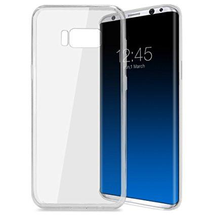 EQUAL Gel Case Clear - Samsung Galaxy S8