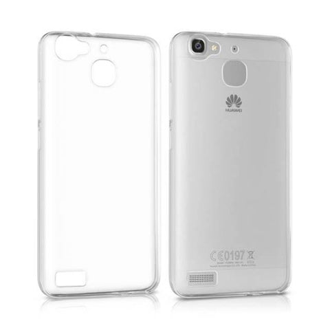 EQUAL Gel Case Clear - Huawei GR3