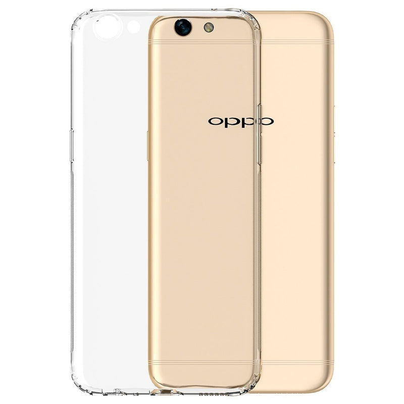 EQUAL Gel Case Clear - Oppo A77