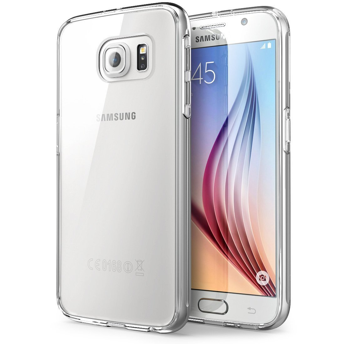 EQUAL Gel Case - Samsung Galaxy S6