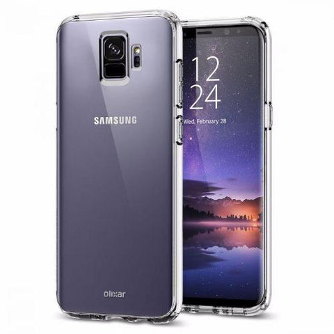 EQUAL Gel Case Clear - Samsung Galaxy S9 Plus