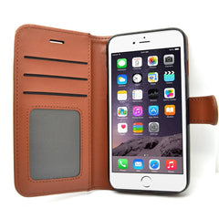 EVERYDAY Leather Wallet Phone Cover – iPhone 7/8