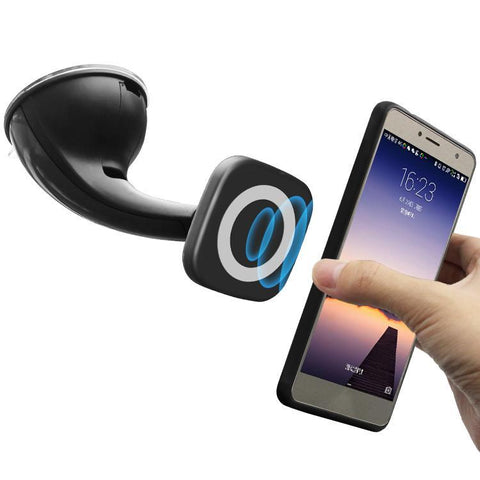 Magnet Car Wireless Charging Pad - Window Mount