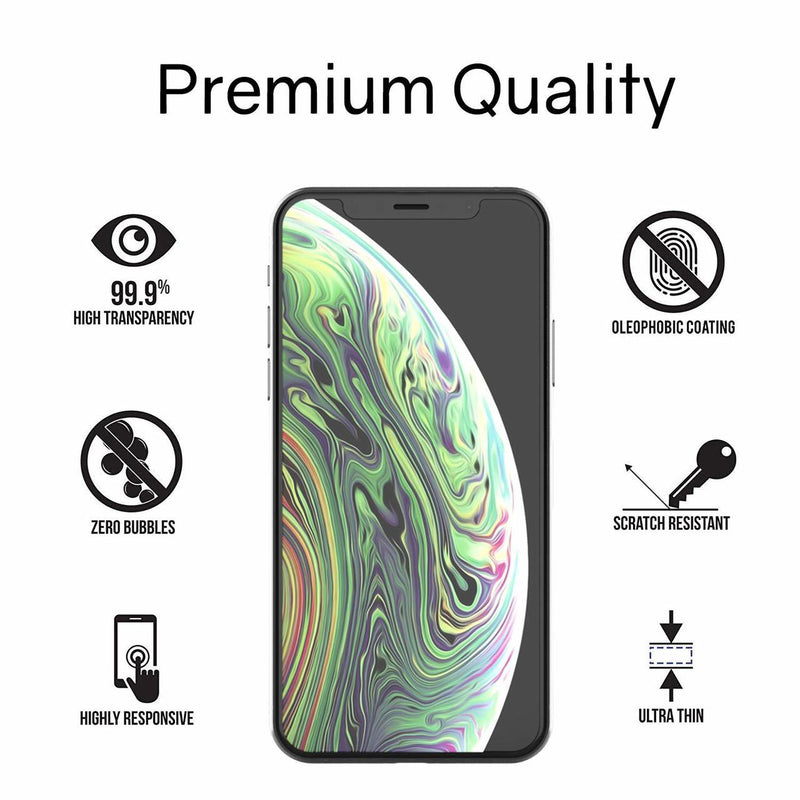 WhiteStone UV Full Glue Dome Glass - for iPhone X/XS