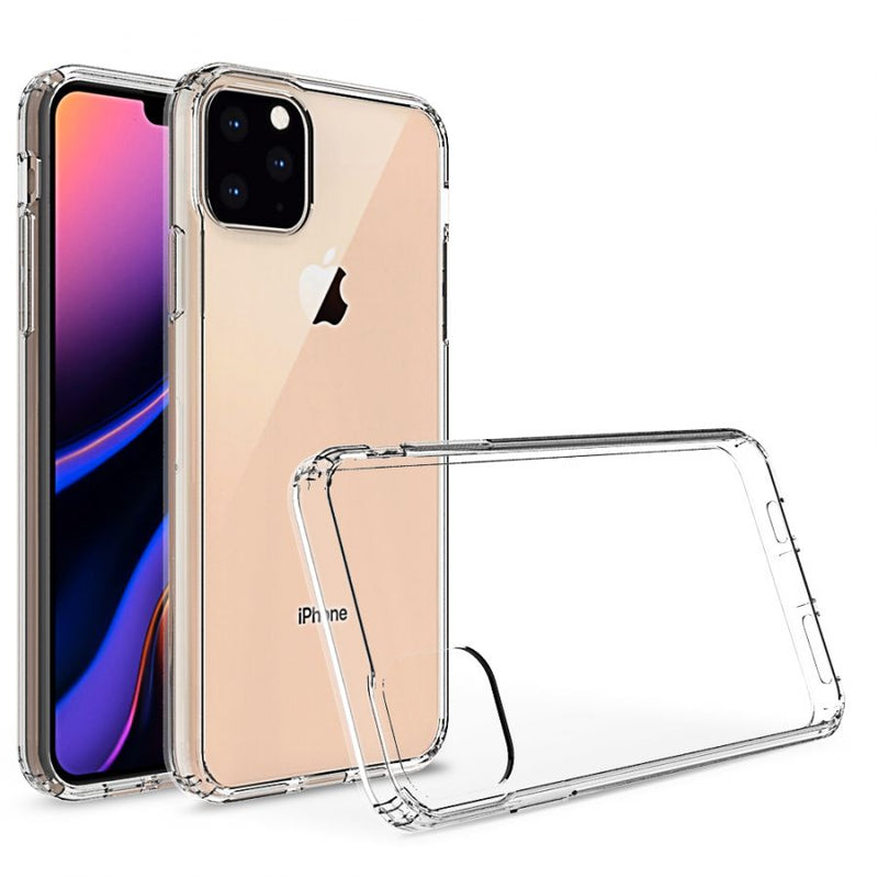 EQUAL Gel Case Clear - iPhone 11 Pro Max 6.5""