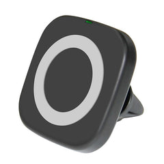 Magnet Car Wireless Charging Pad - Air Vent