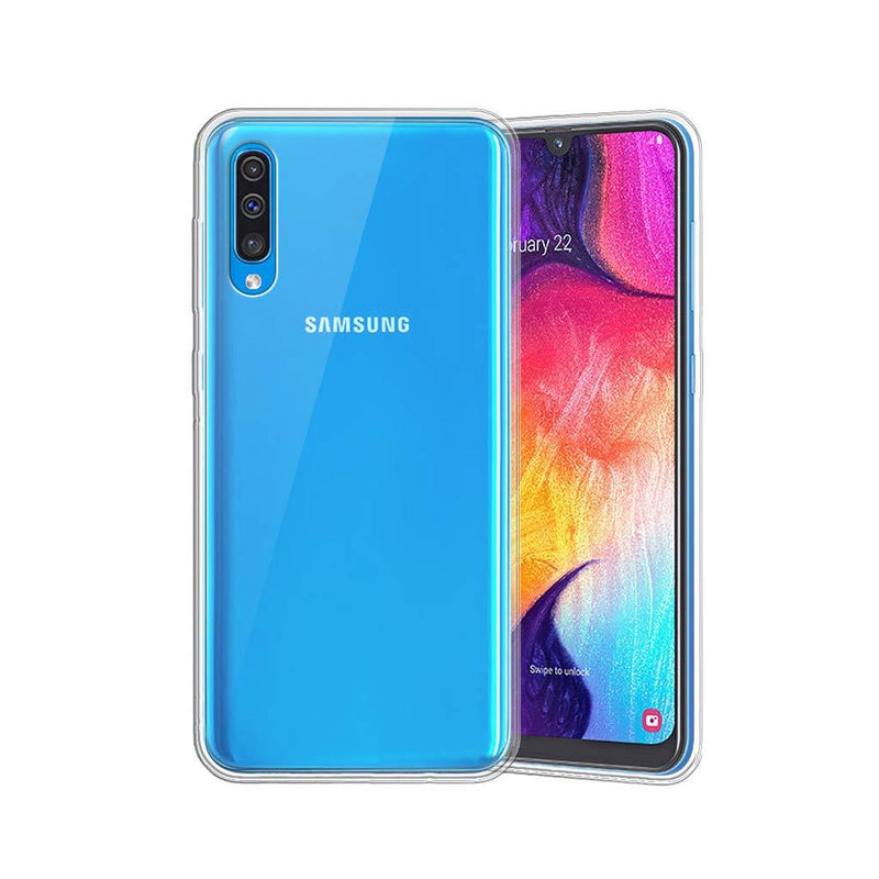 EQUAL Gel Case Clear -  Samsung Galaxy A50