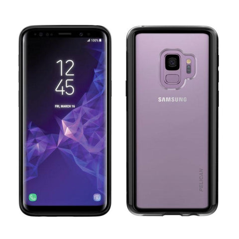 Pelican Adventurer (Clear) Phone Case for Samsung Galaxy S9 Plus