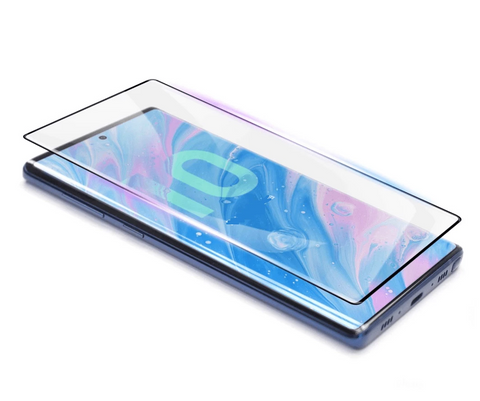 ESSENTIAL 3D Tempered Glass Samsung Galaxy Note 10 Plus