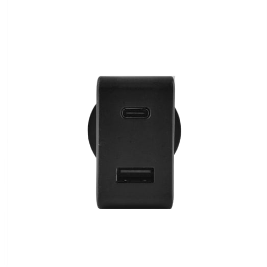 Cleanskin 18W Dual Wall Charger and Qualcomm Quick Charge 3.0 USB Port