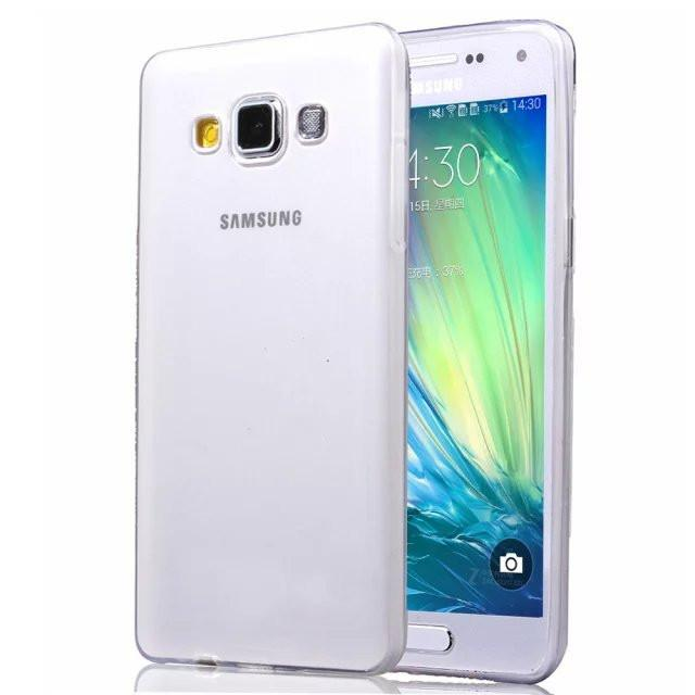 EQUAL Gel Case Clear - Samsung Galaxy Core Prime