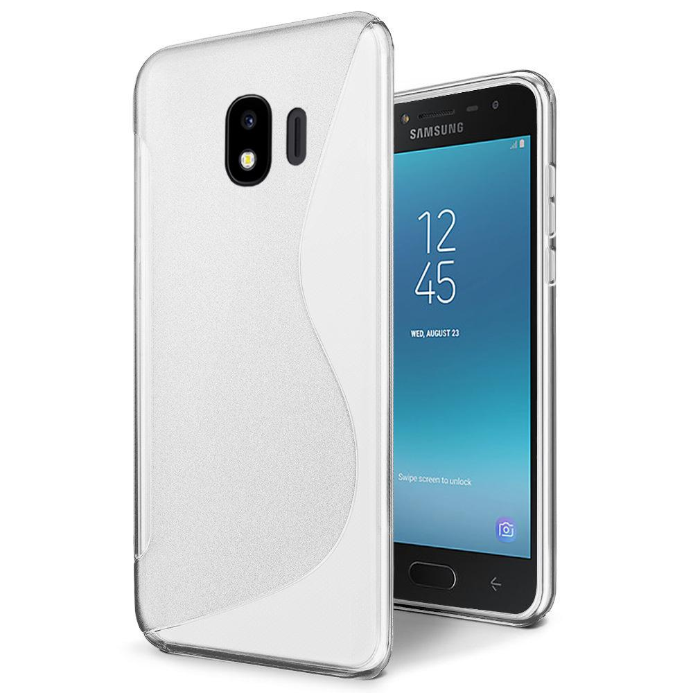 EQUAL Gel Case Clear - Samsung Galaxy J2 Pro