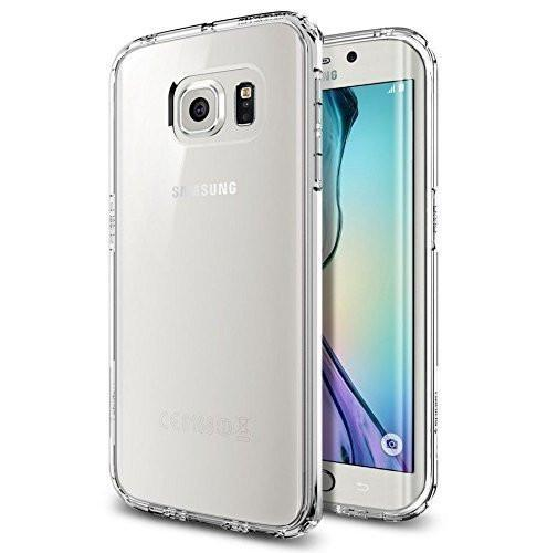 EQUAL Gel Case Clear - Samsung Galaxy S7 edge