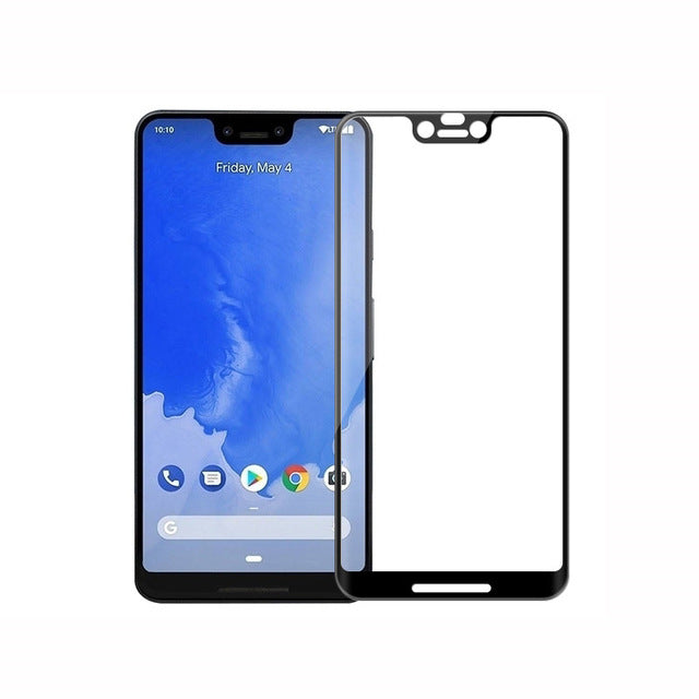 ESSENTIALS Tempered Glass - Google Pixel 3 XL