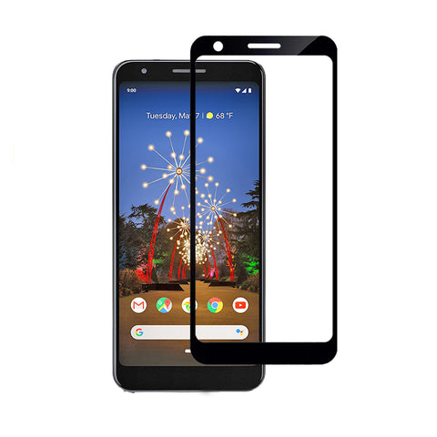 ESSENTIALS Tempered Glass - Google Pixel 3a