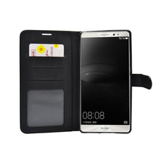 EVERYDAY Leather Wallet Phone Cover – Huawei Mate 8