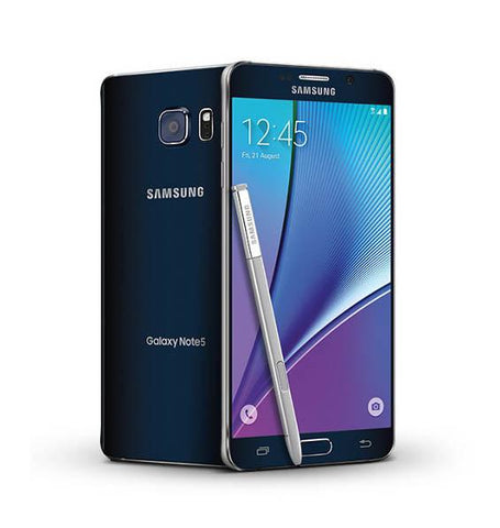 Samsung Galaxy Note 5 32GB - PreOwned UNLOCKED  	Australian Stock