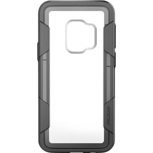 promo code 0ee5c e423f Pelican Voyager (Clear) Case for Samsung Galaxy S9