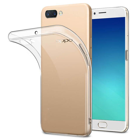 EQUAL Gel Case Clear - Oppo R11