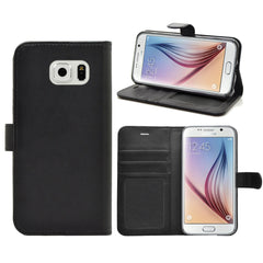 EVERYDAY Leather Wallet Phone Cover – Samsung Galaxy S6