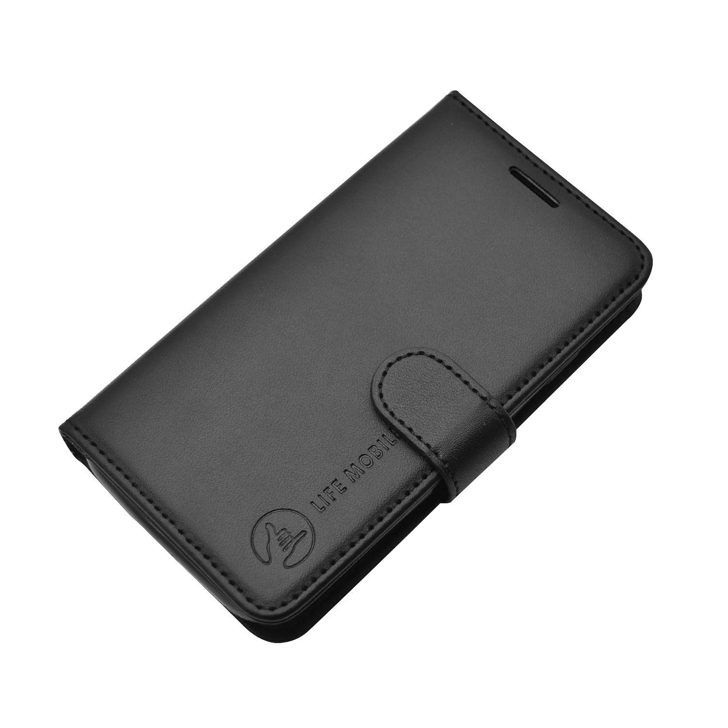 EVERYDAY Leather Wallet Phone Cover – Samsung Galaxy J1