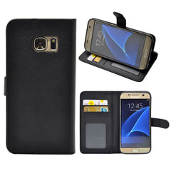 EVERYDAY Leather Wallet Phone Cover – Samsung Galaxy S7 Edge