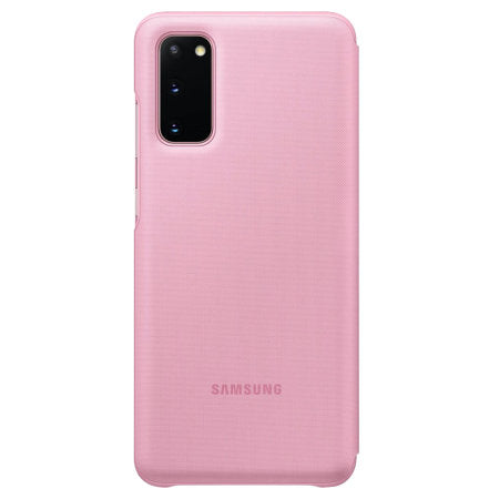 Official Samsung Smart LED View Cover Case For Galaxy S20