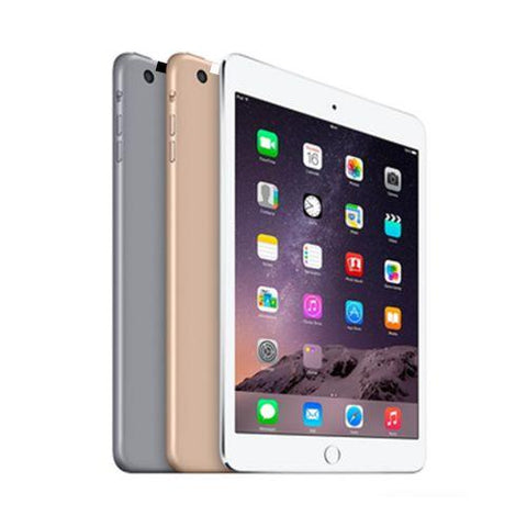 Apple iPad Mini 3 WiFi + Cellular 64GB - PreOwned UNLOCKED  	Australian Stock