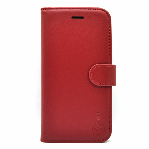 EVERYDAY Leather Wallet Phone Cover - iPhone XR NEW 6.1""