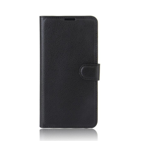 EVERYDAY Leather Wallet Phone Cover - Huawei Y5 2019