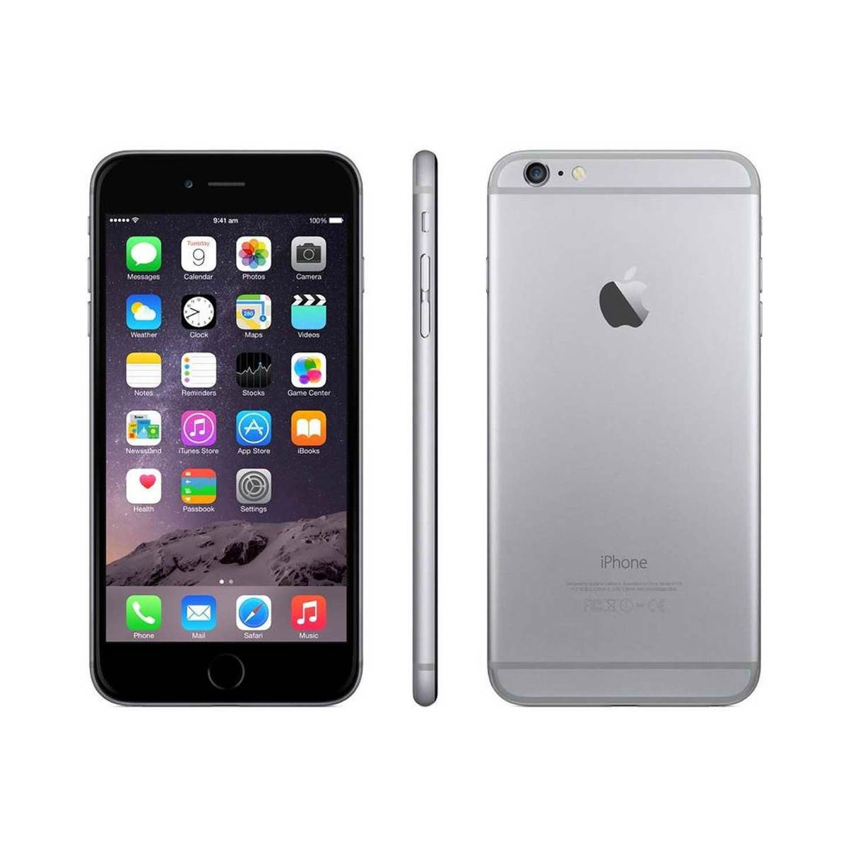 Apple iPhone 6 Plus 128GB  PreOwned