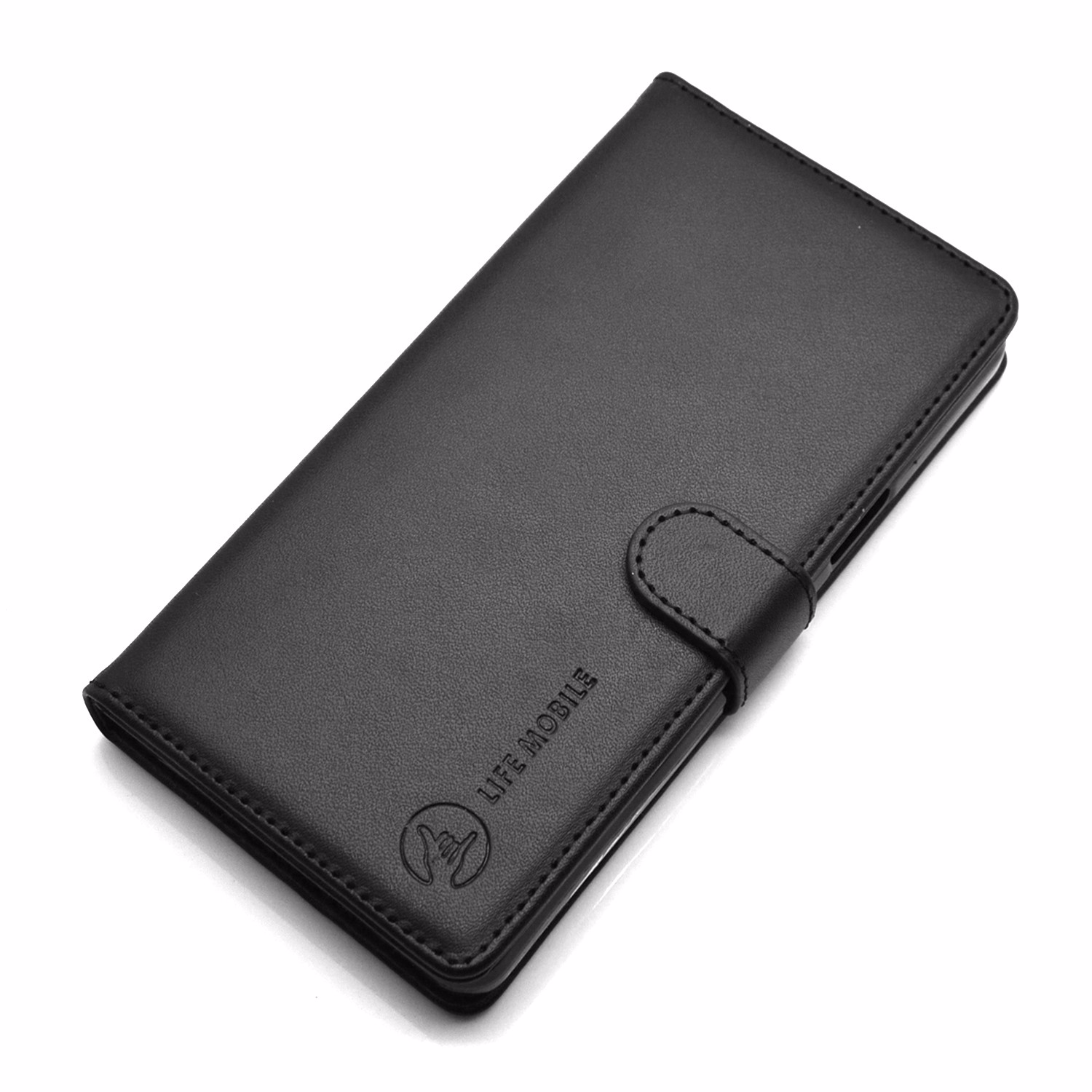 EVERYDAY Leather Wallet Phone Cover – Google Pixel XL
