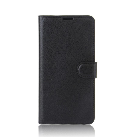 Leather Wallet Phone Cover - Nokia 3