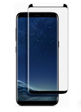 ESSENTIAL 3D Tempered Glass Samsung Galaxy S8 Plus (FULL GLUE)