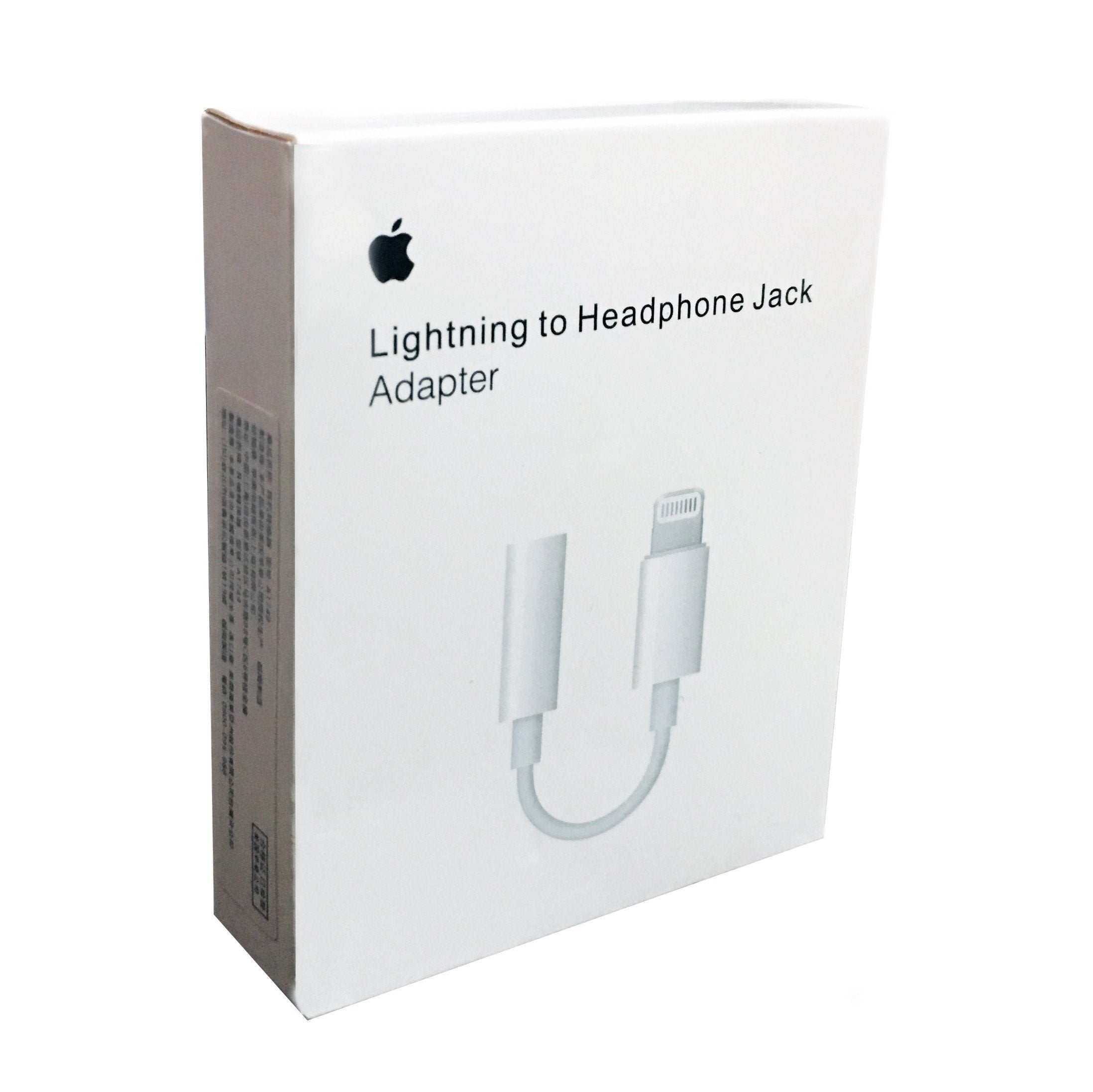 Lightning to 3.5mm Headphone Jack Adaptor
