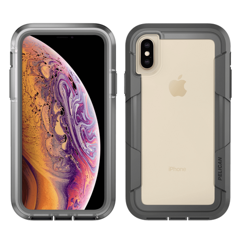 Pelican Voyager (Clear) Case for iPhone XS Max 6.5""