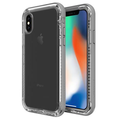 LifeProof NEXT Case suits Apple iPhone X