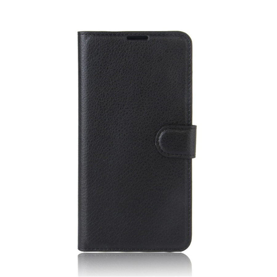 EVERYDAY Leather Wallet Phone Cover - Huawei Y6 2018