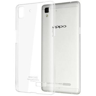 EQUAL Gel Case Clear - Oppo R9 Plus